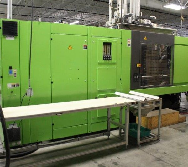 440 Ton Engel Mdl. Elast 2000/400H US Horizontal Injection Molding Machine
