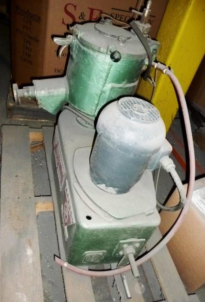 10 Liter Henschel Laboratory High Intensity Mixer
