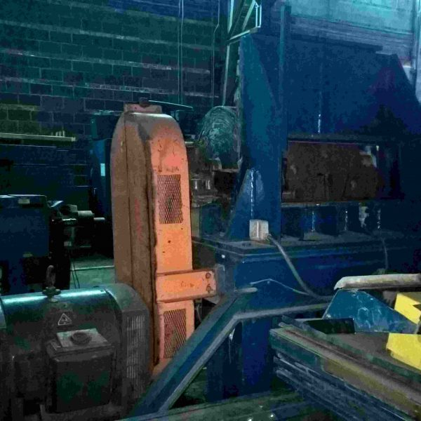 150 HP 30″ X 40″ Mitts & Merrill HOG Style Granulator