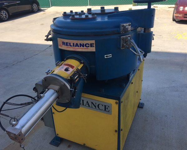350 Liter Henschel/Reliance Medium Intensity Mixer