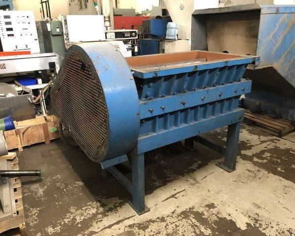 10 HP 24″ x 42″ Rapid Model 2442H Granulator
