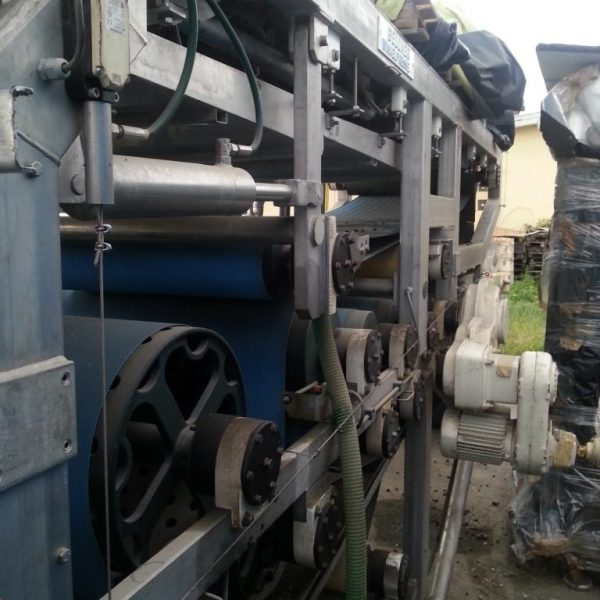 Apple Juice Concentrate Production  Line, 15 mt/h Raw Material