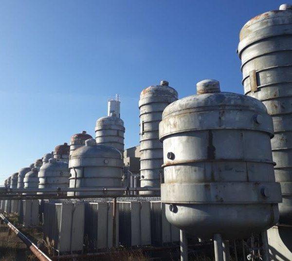Air Separation Unit, 36 tons/day Liquid Nitrogen