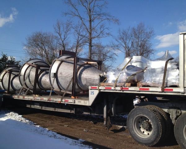 3600 kW 400 V 60 Hz KHD Standby Diesel Generator Set