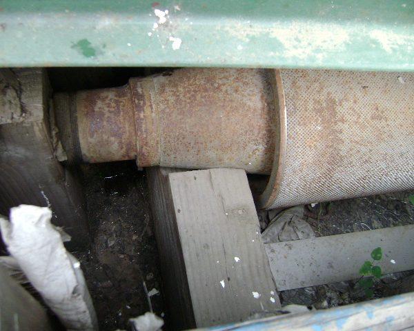 16″ Diameter Embosser Roll for Toilet Tissue Grades