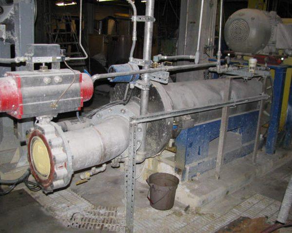 Size 400 Pomp Degasser Pump System