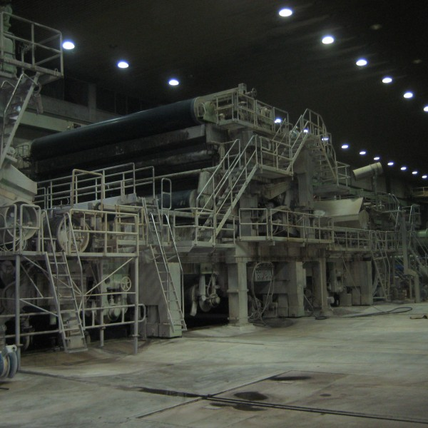347″ Trim Newsprint Machine