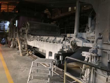 111″ (2.85 Meter) Paper Machine