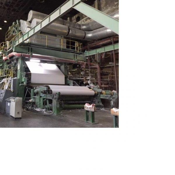 171″ Voith 17-50 GSM Tissue Machine