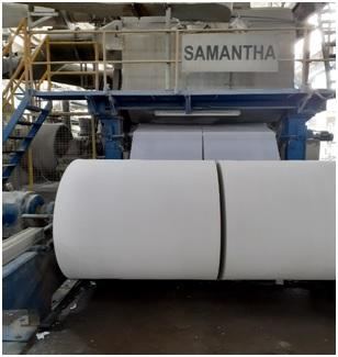85″ (2.20M) Yankee Tissue Machine 12 T/D for Toilet Tissue & Towel Paper